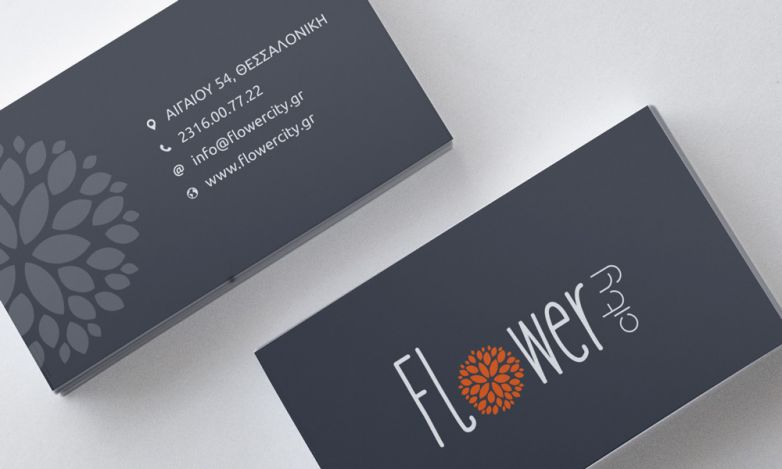 Flower City Business Cards